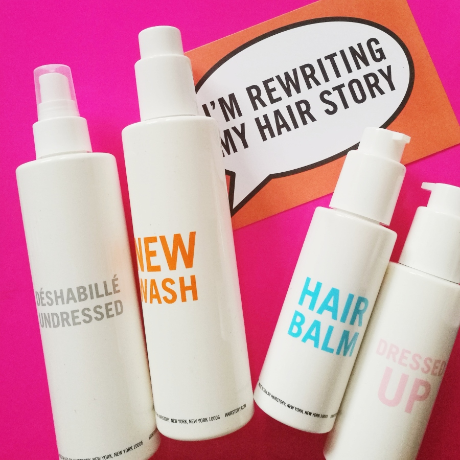 Brand Overview: Hairstory