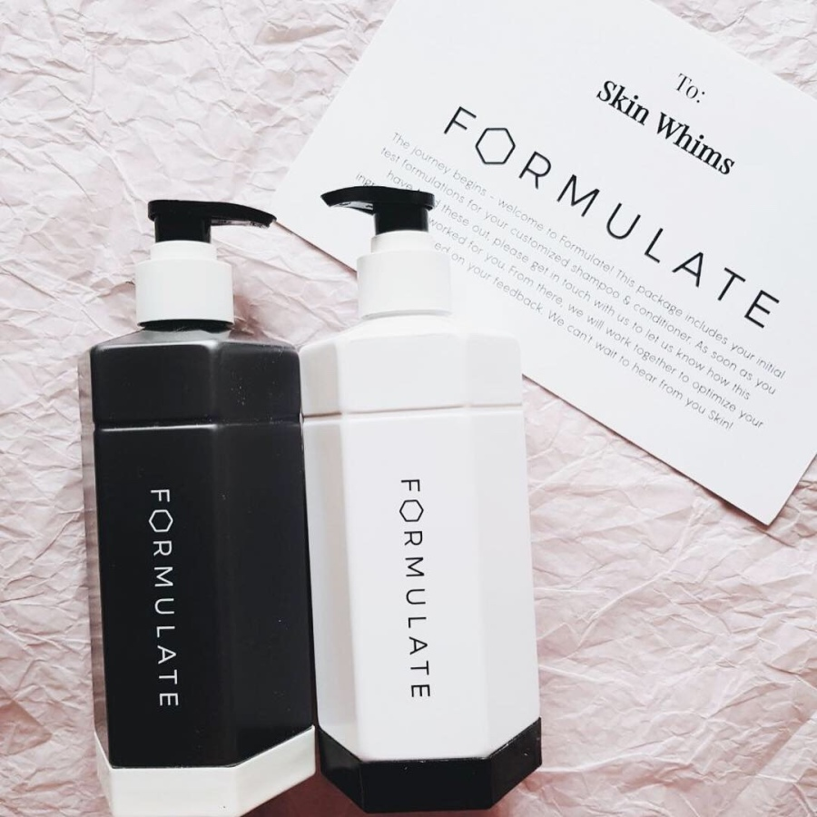 Haircare Review: Formulate Co Shampoo and Conditioner (Plus Giveaway!)