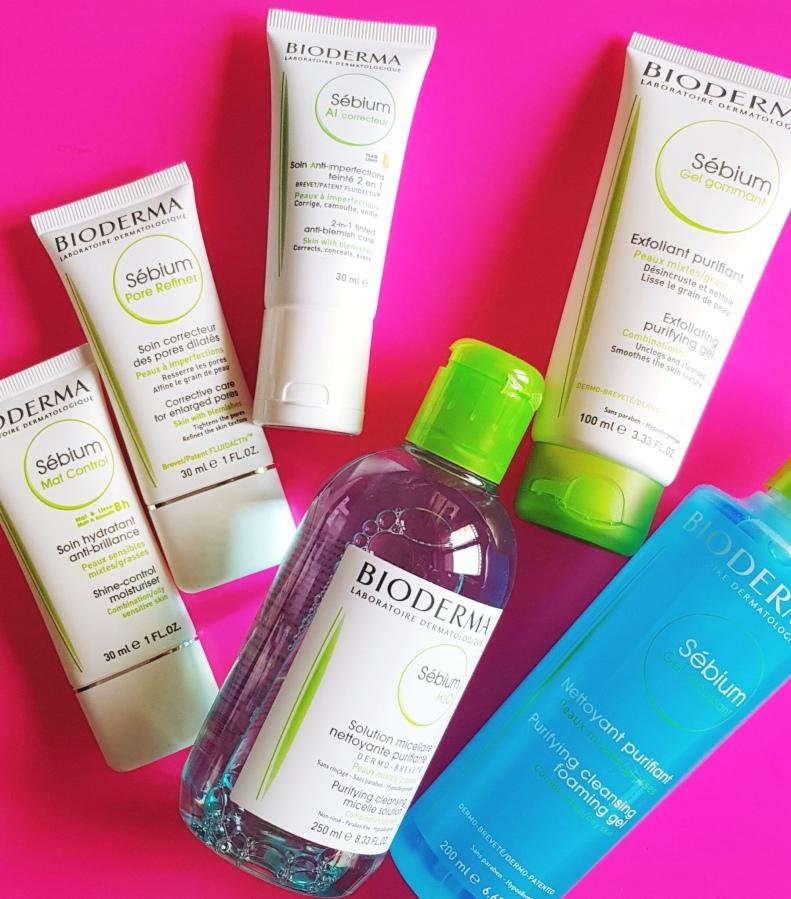 Brand Overview: Bioderma SebiumLine