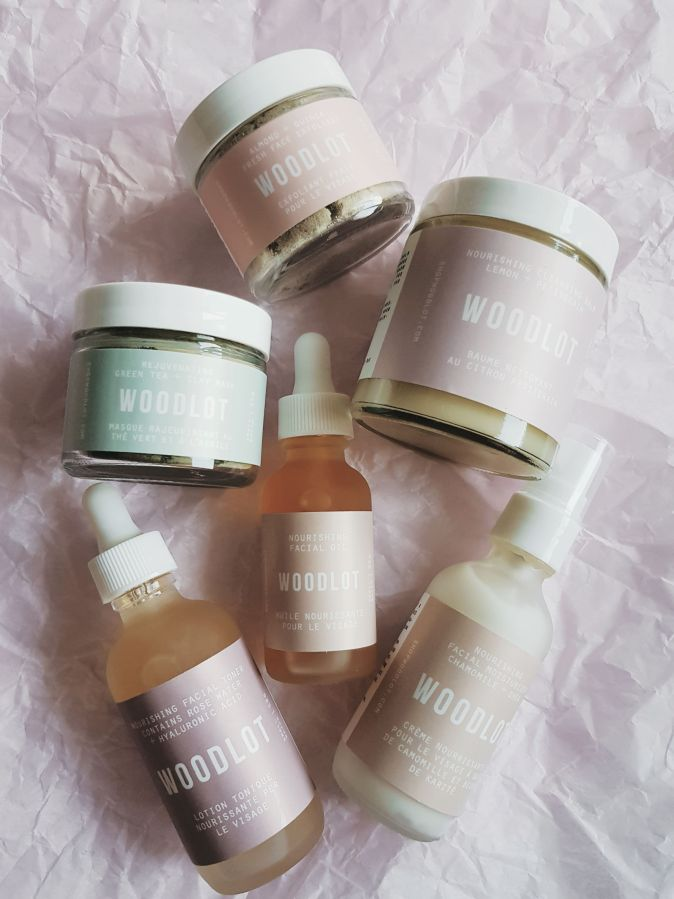 Brand Overview: Woodlot Skincare Products