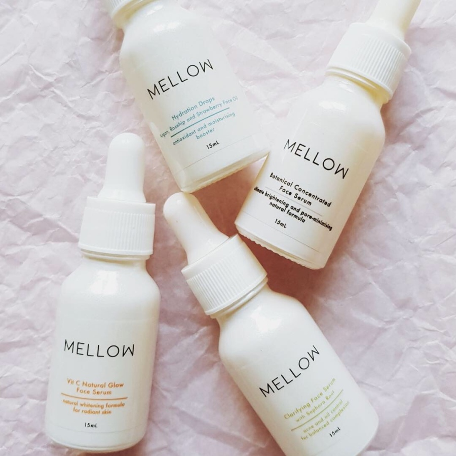Skincare Review: Mellow Naturals Serums