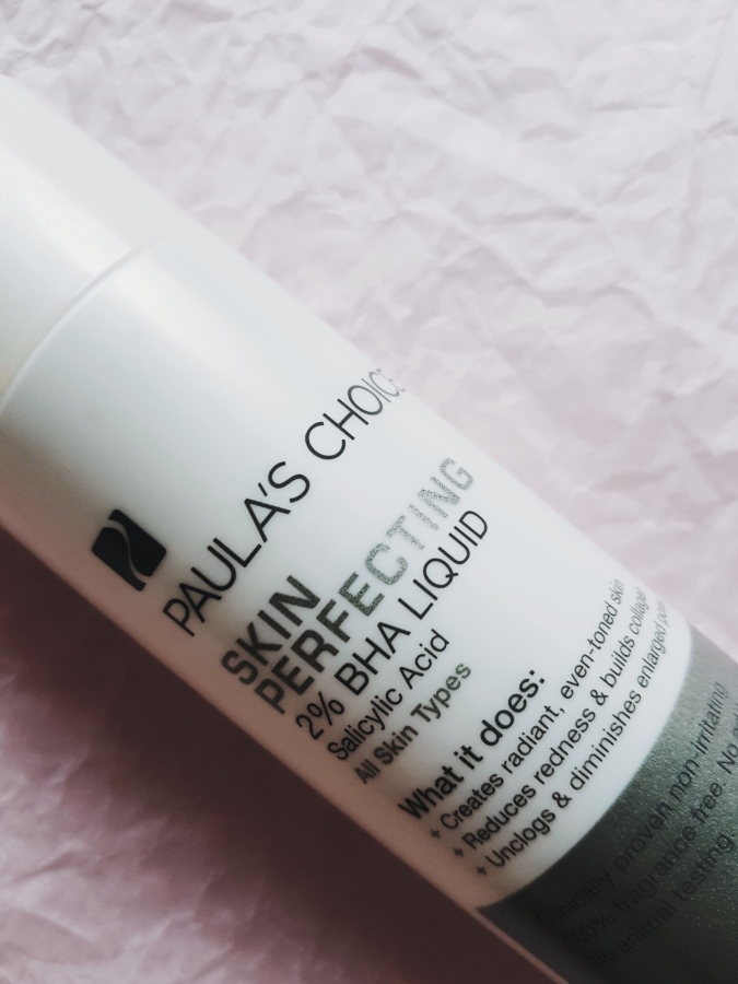 Cult Favorite: Paula's Choice Skin Perfecting 2% BHA Liquid Exfoliant