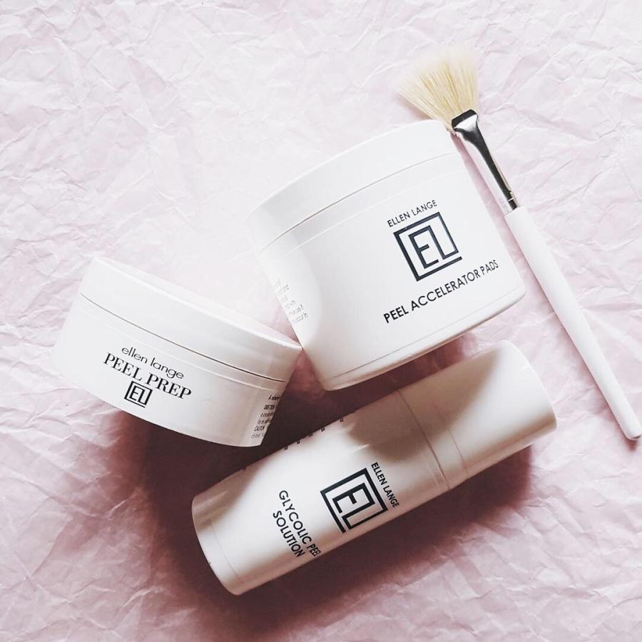Skincare Review: Ellen Lange Retexturizing SkinPeel