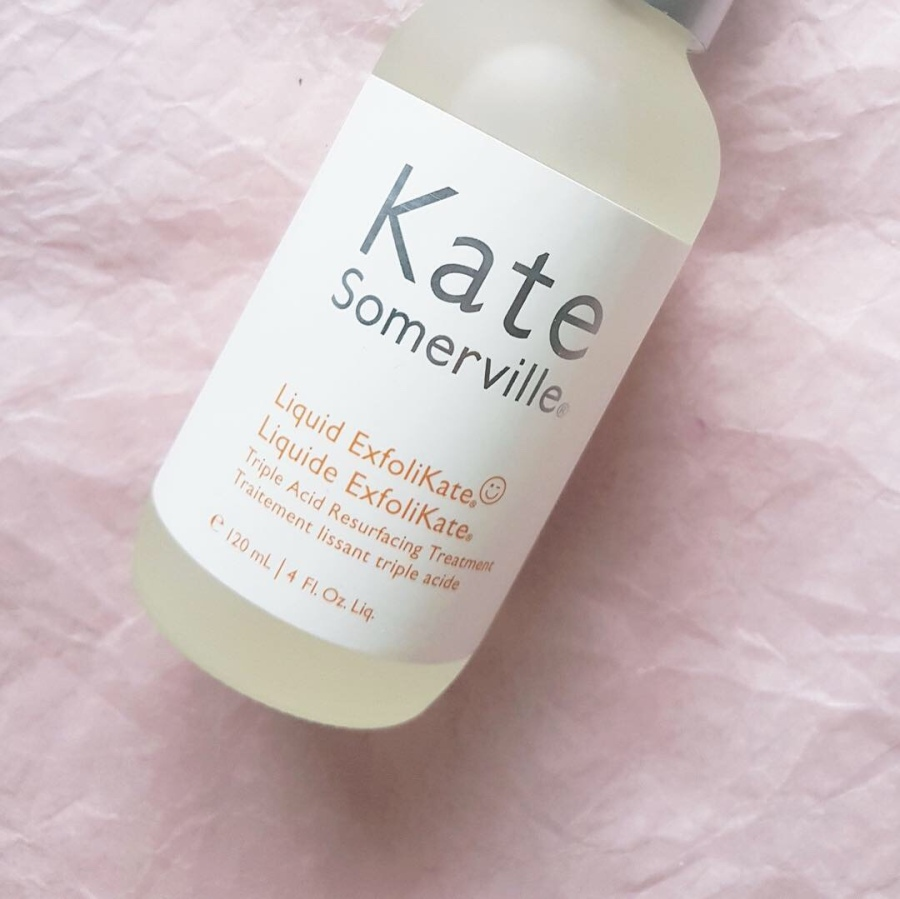 Skincare Review: Kate Somerville Liquid ExfoliKate