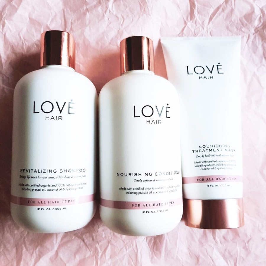 Haircare Review: LoveHair