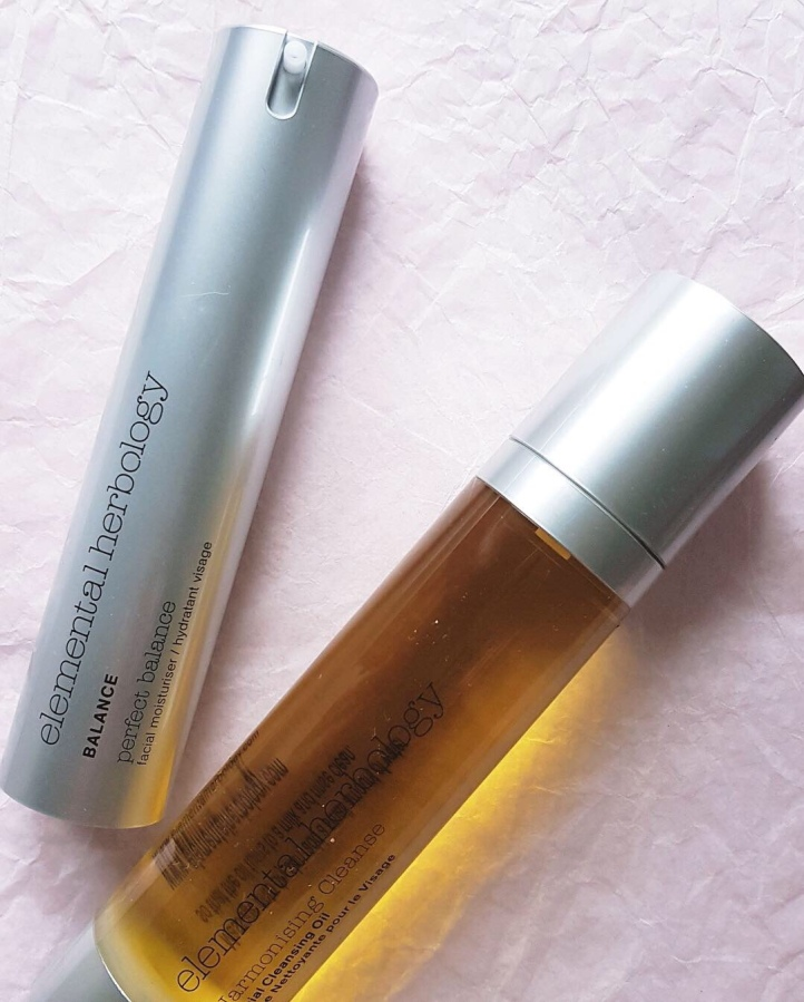 Skincare Review: Elemental Herbology Harmonising Cleanse and Perfect Balance