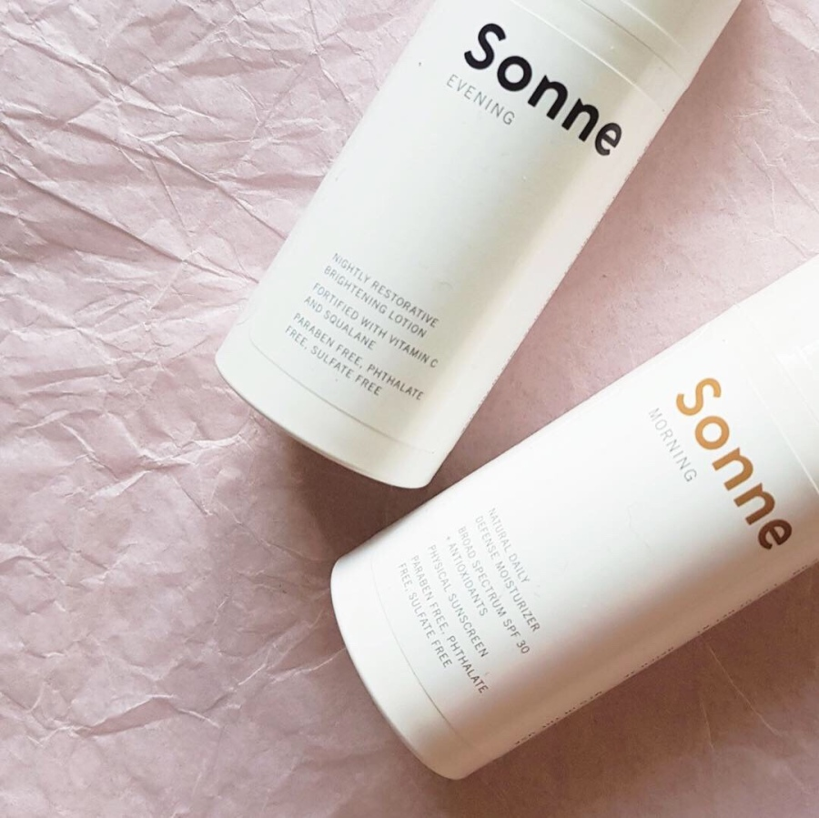 Skincare Review: Sonne Product 01: Face Set