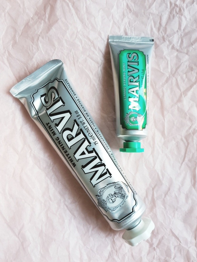Cult Favorite: Marvis Toothpaste