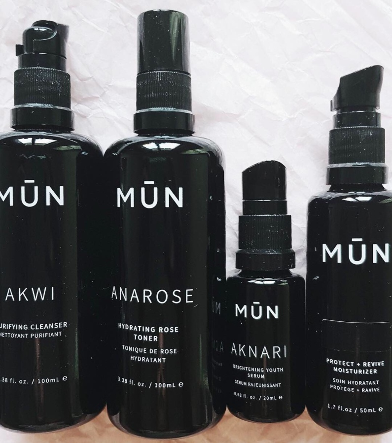 Brand Overview: Mun Skincare
