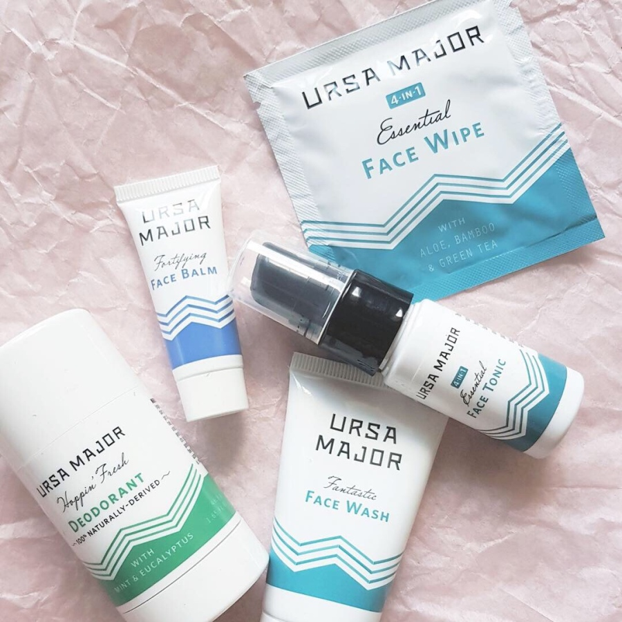 Brand Overview: Ursa Major Bestsellers Trial Kit