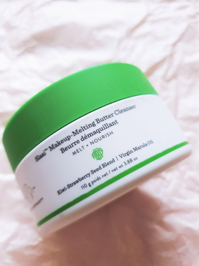Skincare Review: Drunk Elephant Slaai™ Makeup-Melting Butter Cleanser