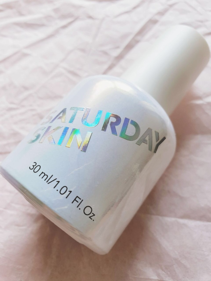 Skincare Review: Saturday Skin Bright Potion Probiotic Power Serum