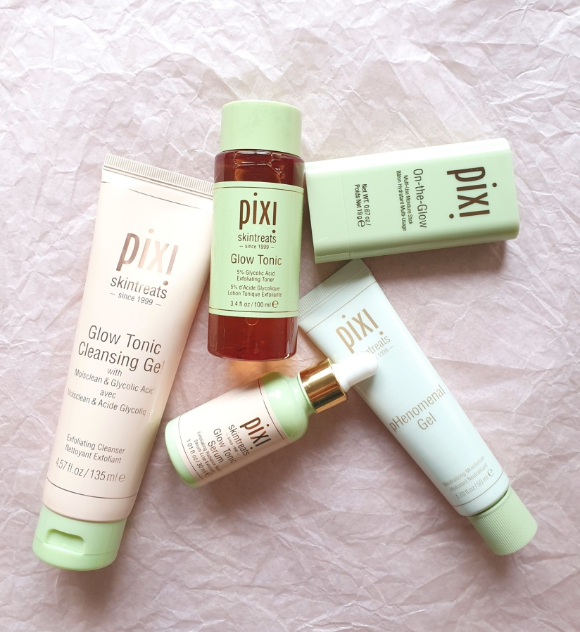 New In: Pixi Beauty Glow Tonic Collection