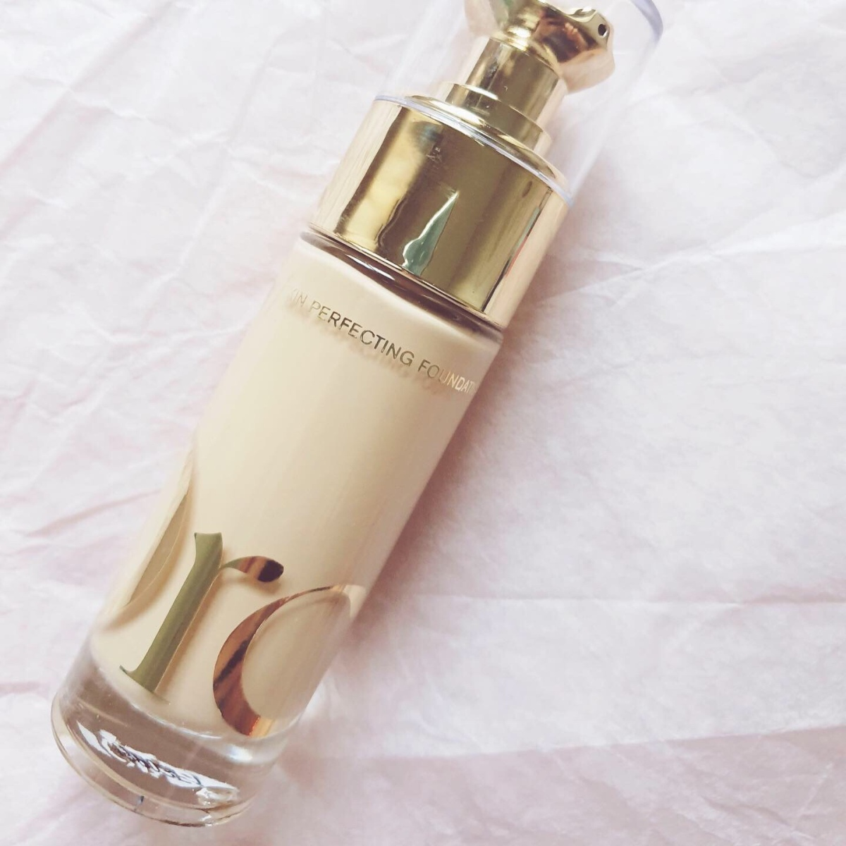 Makeup Review: Orcé Come Closer (Foundation for Asian Skin)