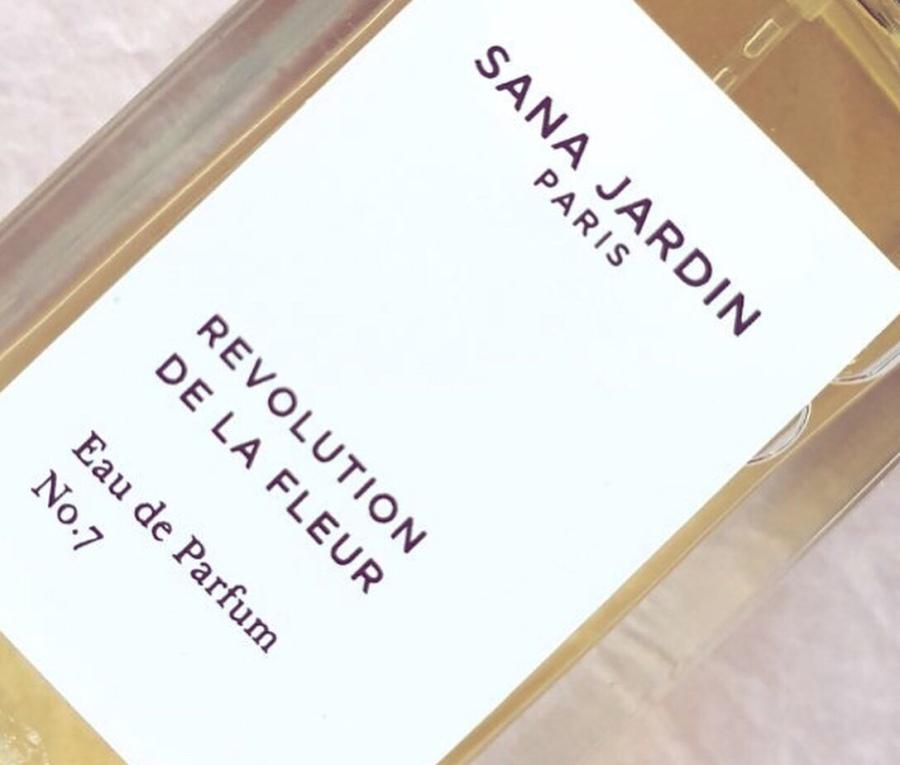 Fragrance Review: Sana Jardin Revolution deFleur