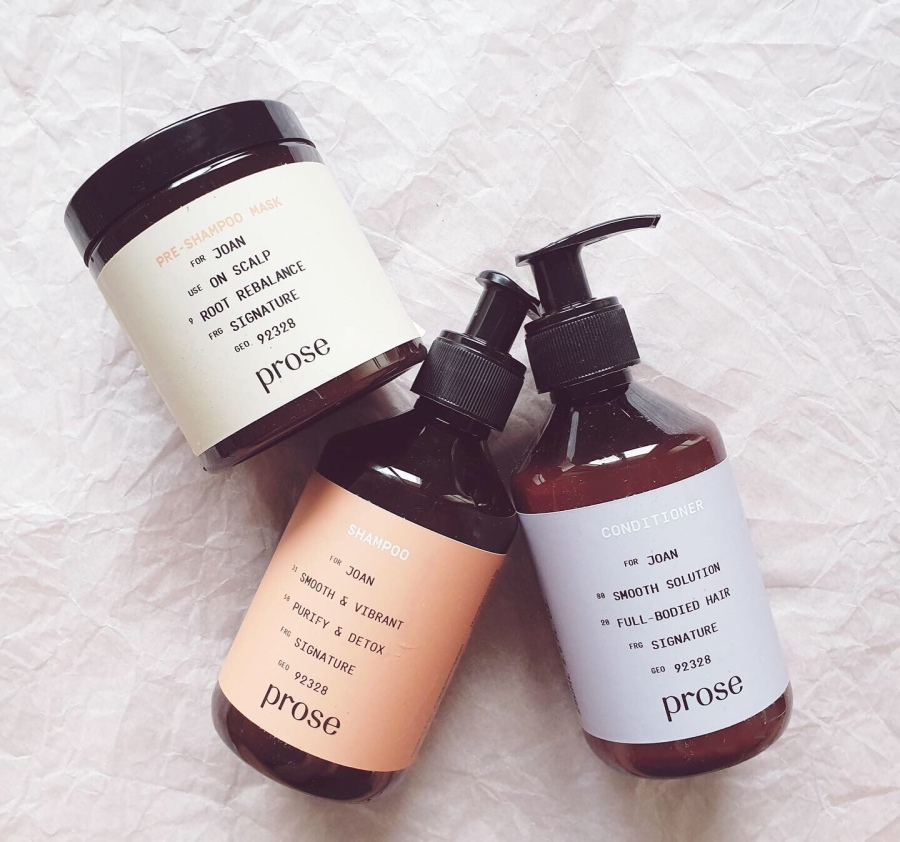 Haircare Review: Prose Hair (New HairGoals)