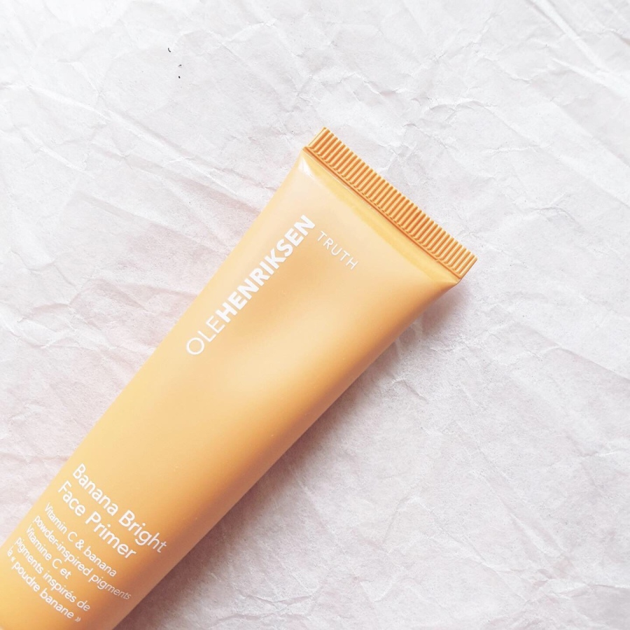 Cult Favorite: Ole Henriksen Banana Bright Face Primer