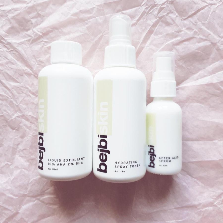 Skincare Review: bejbiskin TheLine