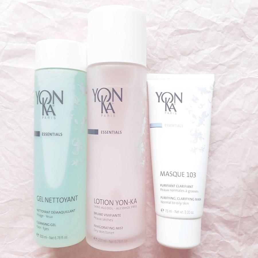 Skincare Review: Yon-Ka Gel Nettoyant, Masque 103, and Lotion Yon-KaPS