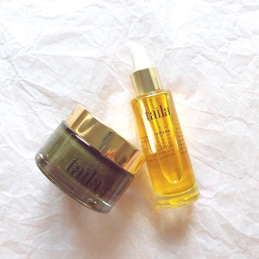 Skincare Review: Taila Nava Jungol and PranaOil