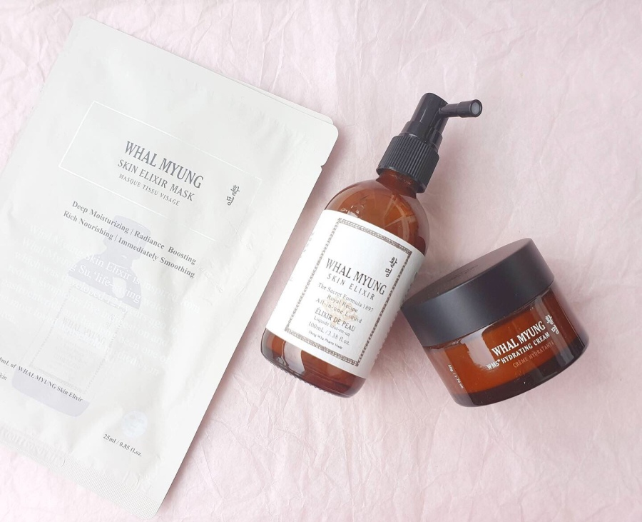 Skincare Review: Whal Myung Skin Elixir, Skin Elixir Mask, and WM5 Hydrating Cream