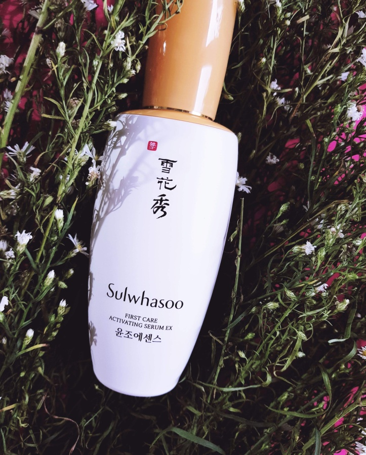 Cult Favorite:  Sulwhasoo First Care Activating Serum EX