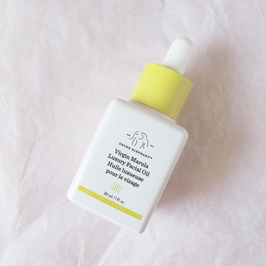 Cult Favorite: Drunk Elephant Virgin Marula Luxury Facial Oil