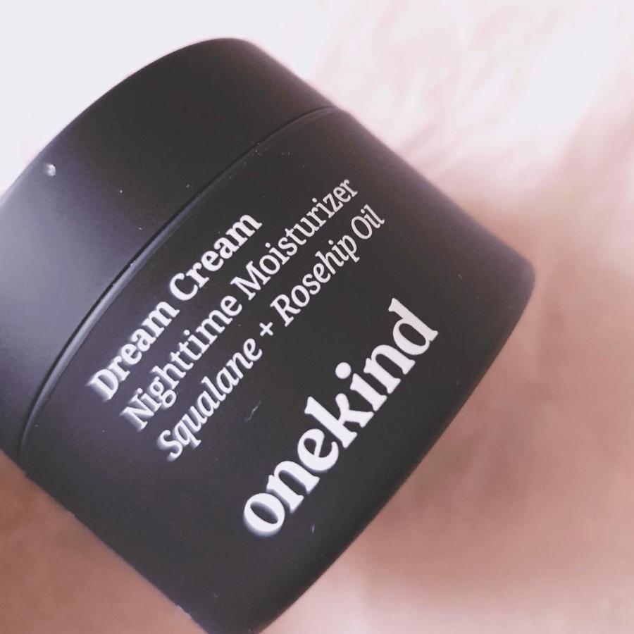 Skincare Review: One Kind Dream Cream NighttimeMoisturizer