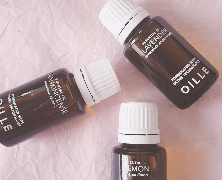 Selfcare Review: Oille Essential Oils
