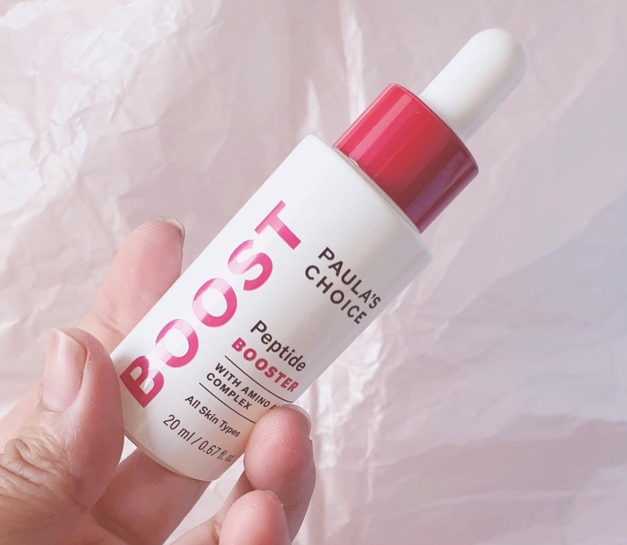 Skincare Review: Paula's Choice Peptide Booster